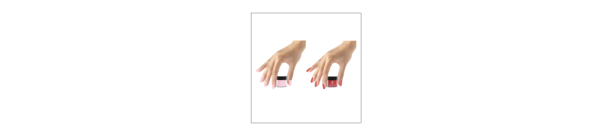 Dipping Powder System les couleurs By BEAUTYNAILS